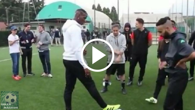 Pogba Freestyle