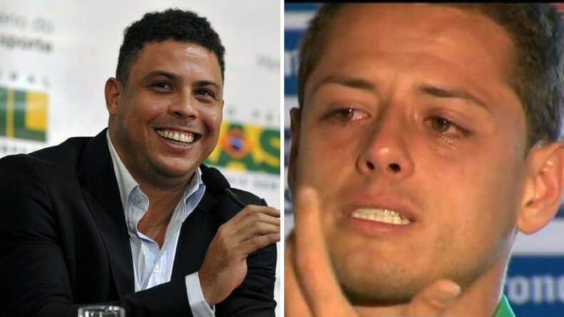 chicharito-ronaldo