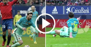 Messi fair play Goles Mágicos