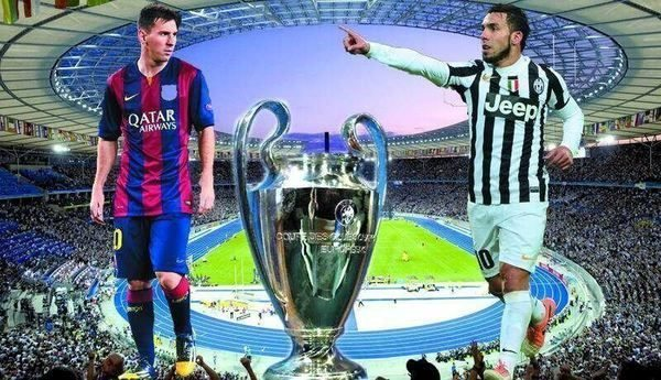 final champions messi tevez