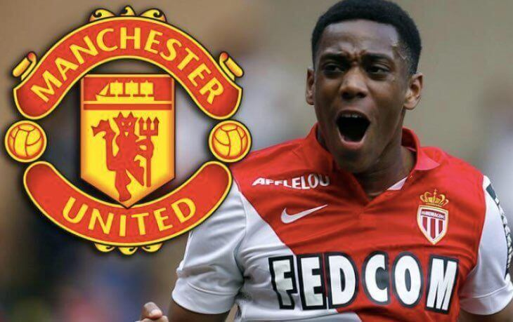 Anthony Martial nuevo fichaje Manchester United