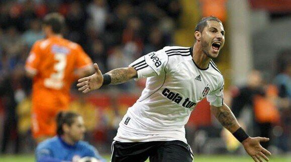 Ricardo Quaresma gol imposible Besiktas Trabzonspor