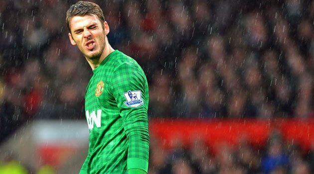 De Gea Real Madrid Manchester