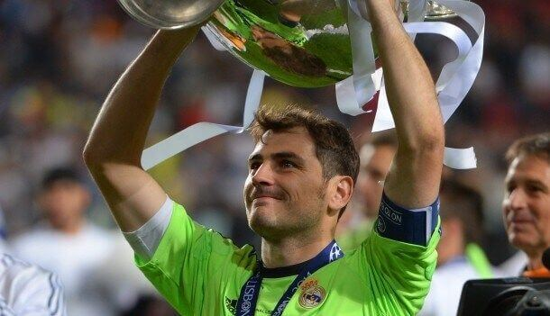 Iker Casillas final soñada
