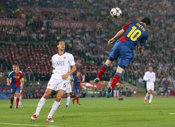 Messi camions 2009