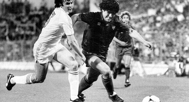Maradona Madrid (1)