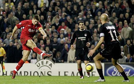Steven Gerrard Middlesbrough