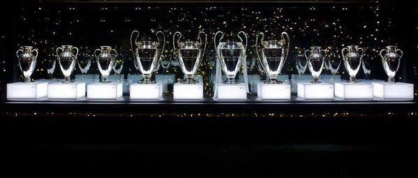 10 champions Real Madrid