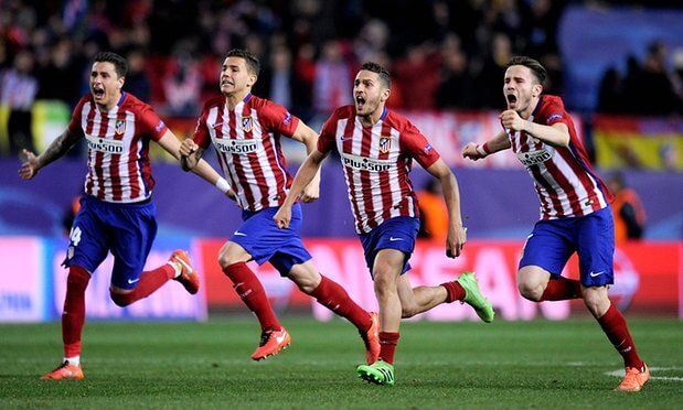 atletico de madrid champions league